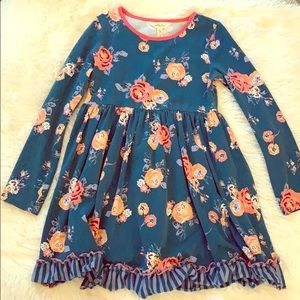Matilda Jane Dress, girls size 8